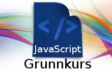 JavaScript Grunnkurs